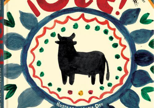 okładka mojej książki ¡Olé!Hiszpania dla dociekliwych