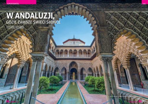 Andaluzja i podróże