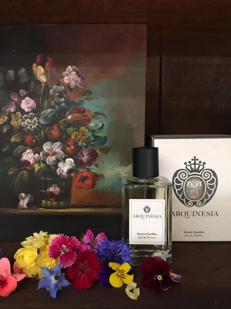 perfumy z Hiszpanii