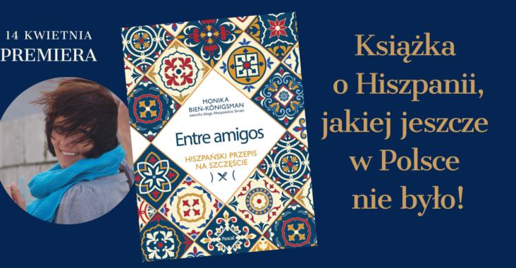 książka o Hiszpanii
